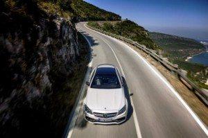 صور سيارة مرسيدس AMG C63 كوبيه