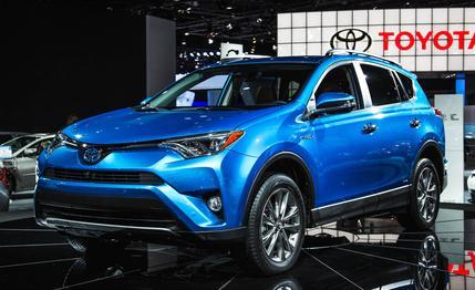 اسعار و مواصفات تويوتا راف فور 2016 Toyota rav 4