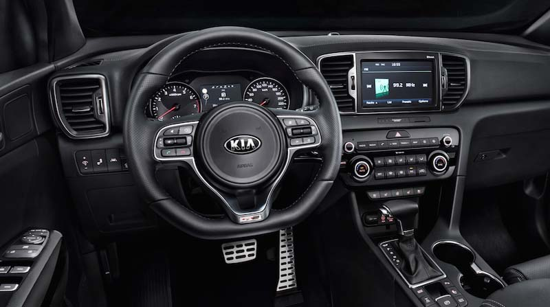 2017 for Interior kia sportage 2018